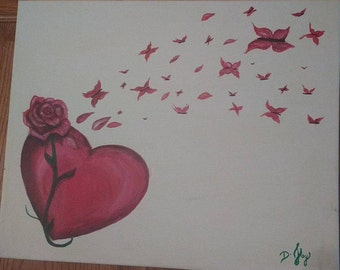 Fly Away Petals