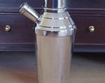 Vintage Cocktail Shaker - Atkin Brothers - HENRY ATKIN - Art Nouveau - Art Deco - Jugendstil - very rare - 30s