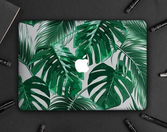 Palm Macbook Case For Laptop 12 Macbook Case Leaves Decal Mac Pro Case Macbook Air 11 Inch Case Hard Mac Pro 15 Case Macbook Pro 13 DV030