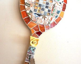 Mosaic Tennis Racquet 2