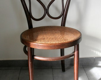 Early 900's Bentwood chair