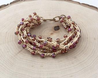 Desert Love Boho Beach Bracelet