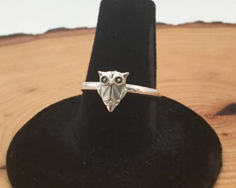 Origami Owl Sterling Silver Ring