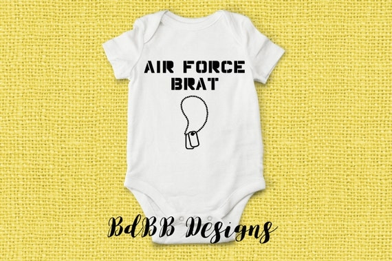 AIR FORCE Brat esie Hospital Outfit Baby Boy Girl Take