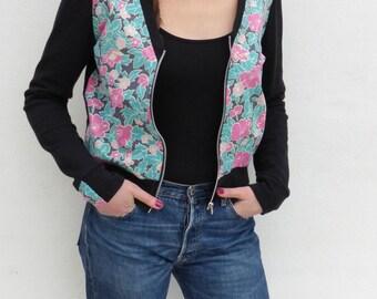 Vest woman T.S - fabrics, recycled & organic