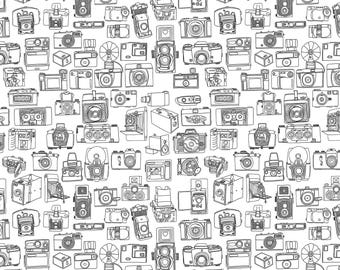 Camera Wrapping paper