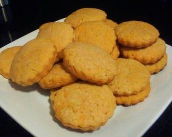 Harvest Sweet Potato Biscuits