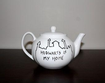Hogwarts Harry Potter Tea Pot