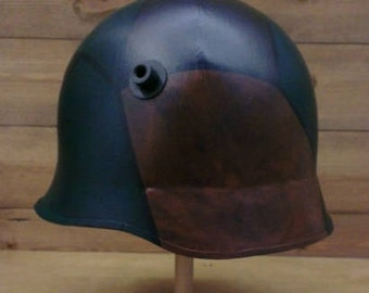 First World War German Stahlhelm
