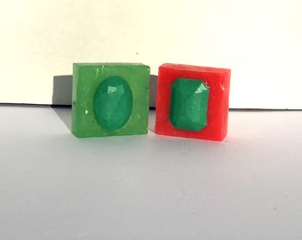 2pc The Hidden Gem Soap Gift Set - 2pc Gem Soap set
