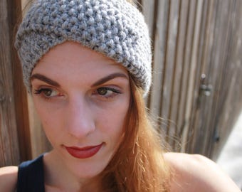Headband in wool / knitted Headband