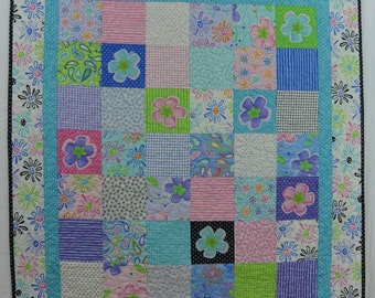 Charming Baby Quilt #1