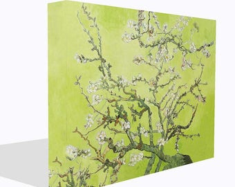 Van Gogh Reproduction Canvas Print Almond Blossom  Ready To Hang Or Poster Print