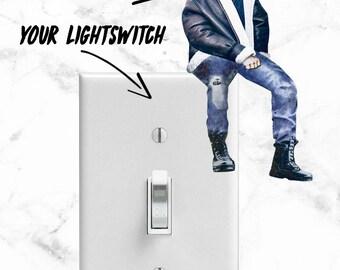 Drake - Drake Stickers - Drake Decal - Funny Stickers - Decal Laptop Drake - Drake Sticker - Bling Light Switch - Cool Stickers - Meme