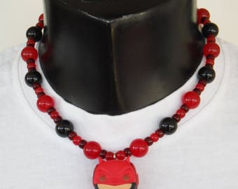 Daredevil (Matt Murdock) necklace