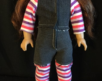 American girl doll lets play