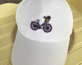 Bicycle Patch Cap