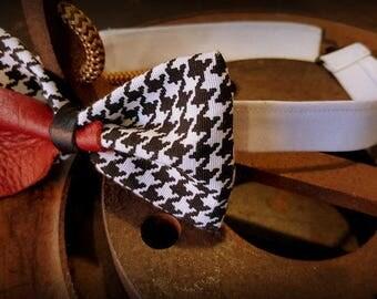 Bow tie, bow tie, glamrock