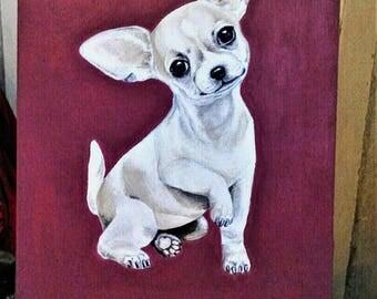 Pet portrait. Pet painting. Custom Oil painting. Dog and cat portrait oil. Art-oil painting. Animal portrait.