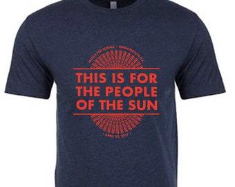 PEOPLE of the SUN Men's Tee