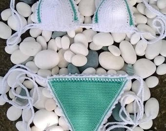 Crochet: Bikini ( Jappan Cotton)
