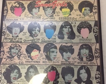 The Rolling Stones - Some Girls (1978) LP