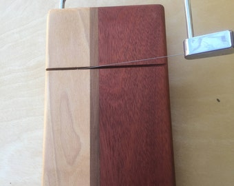 Handcrafted of Bloodwood, Red Gum and Cherry