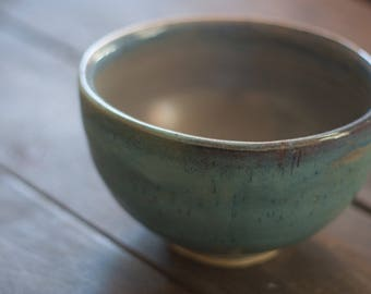 Handmade Stoneware Serving Bowl