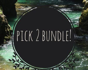 PICK 2 BUNDLE - pick any two essential oil blends!