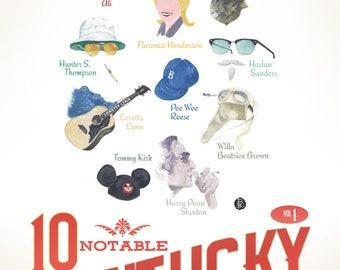 10 Notable Kentucky Icons