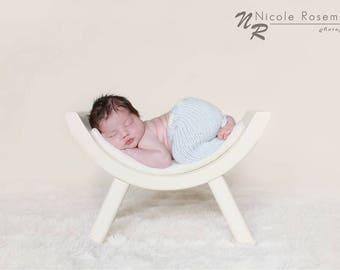 Baby Short Pants, Classic Newborn Pants,  Newborn Photo Props,  U choose color & size