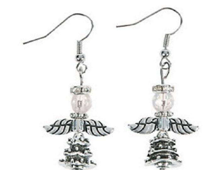 Angel Tree Earrings