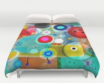 Duvet Cover / Conforter -  He is abstract