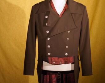 Moto Tailcoat----Custom Made