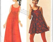 BUTTERICK 4779 Mary Quant...