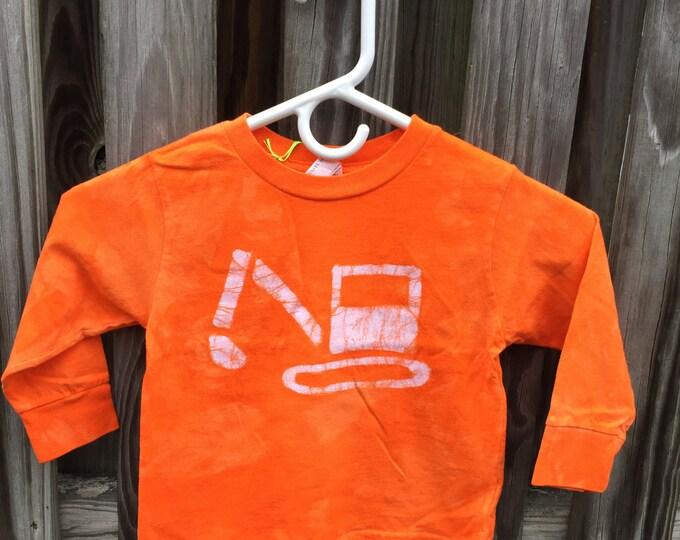 Kids Excavator Shirt, Boys Truck Shirt, Orange Truck Shirt, Kids Digger Shirt, Kids Truck Shirt, Girls Truck Shirt, Construction Truck (3T)