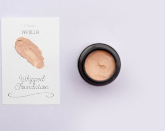 Whipped Foundation ~VANILLA~