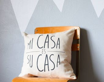 Throw Pillow - Throw Pillow Covers - Screen Printed Throw Pillows - Pillow Case - Pillow Cover - Nursery - Pillows - Decorative Pillows