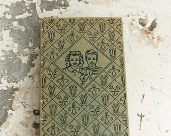 1920s PERFECT CHILDREN Lined/Grid-Lined/Blank Notebook Journal
