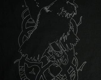 Hugin Munin tshirt