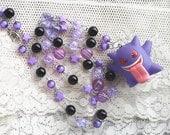Pokémon Necklace - GENGAR - Toy Necklace - Pokemon GO - Cosplay
