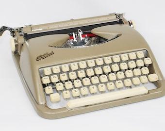 Vintage Cole Steel Typewriter Fully Serviced Working Typewriter