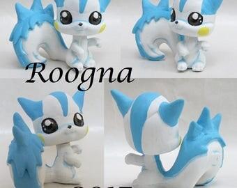 Pachirisu Pokemon Nintendo Custom LPS Littlest Pet Shop