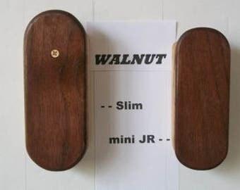 Walnut Magic marble towel holder Kitchen decor Amish style towel hook hanger Quilt Bathroom RV wood gifts  Free Shipping USA address