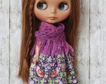 Boho set - Blythe dress and scarf
