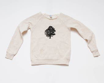 Oak Tree Sweater, SALE Shirt, Size S,M,XL