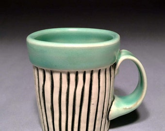 Turquoise Espresso Mug