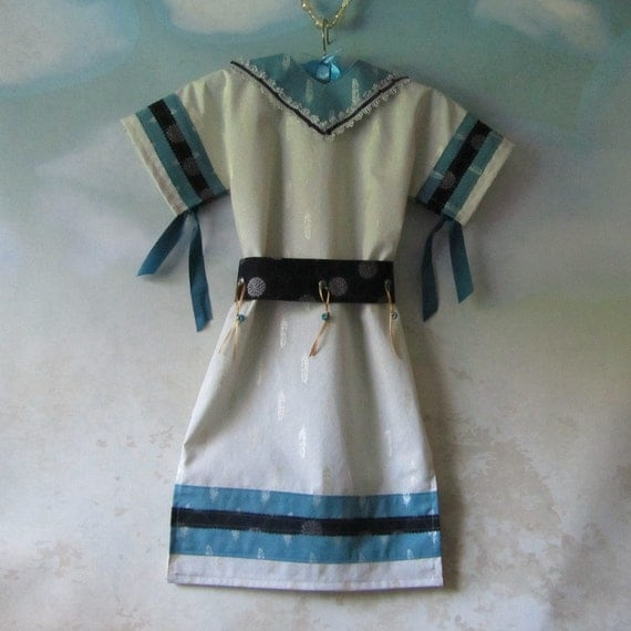 Girl's Native American Costume Dress