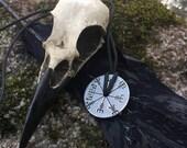 Vegvisir Pendant - Viking Jewelry - Vegvisir - Viking Protection - Viking Compass - Symbols - Norse Necklace - Pagan - Asatru