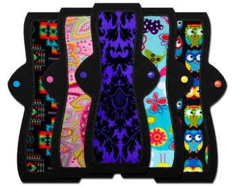 """Washable Pads (12"""" Moderate - Set of 5)"""